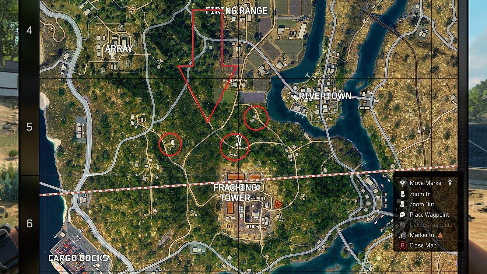 Call Of Duty Blackout: Best Landing Spots In Black Ops 4