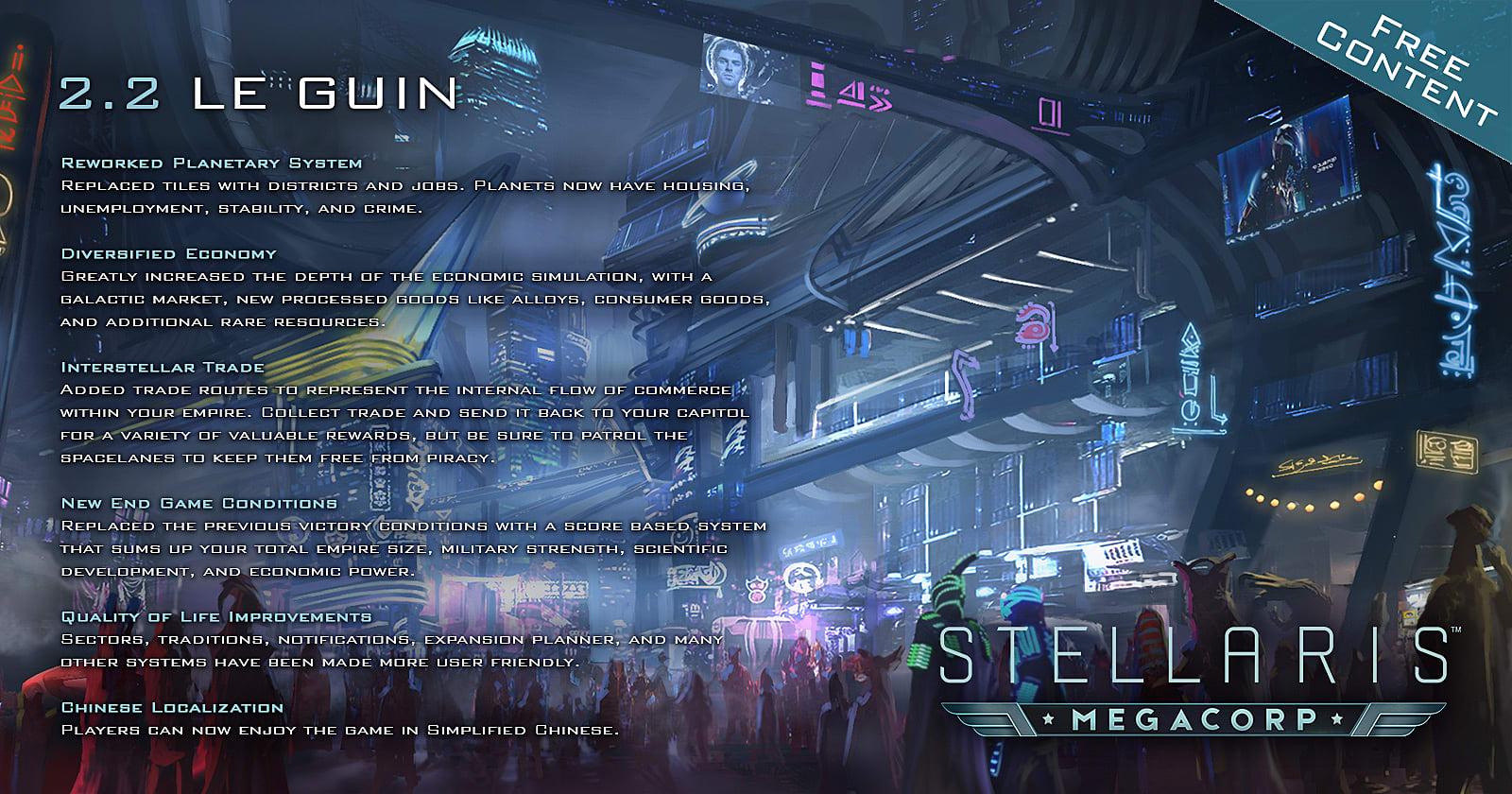 Stellaris: MegaCorp DLC Review: Free Enterprising Ferengi