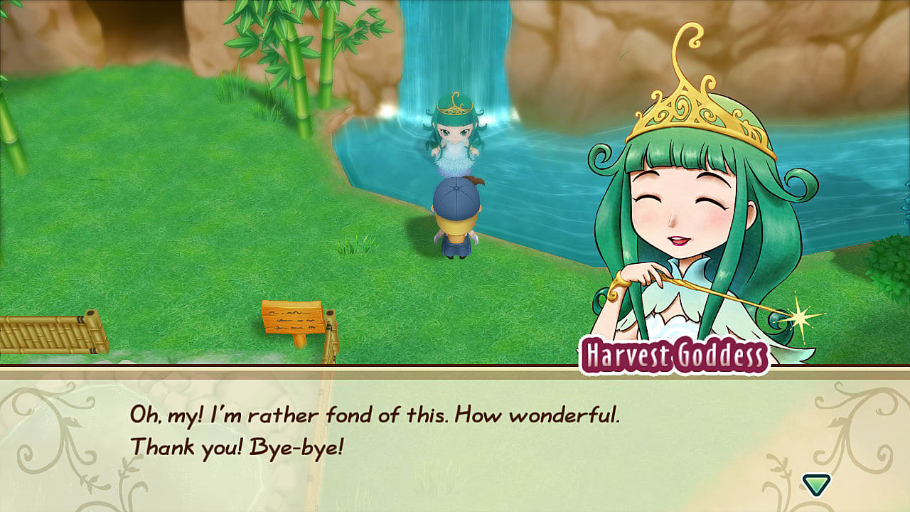 Story Of Seasons Friends Of Mineral Town Harvest Goddess Guide