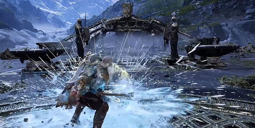 God Of War (2018) Best Runic Attacks Guide | God of War (PS4)