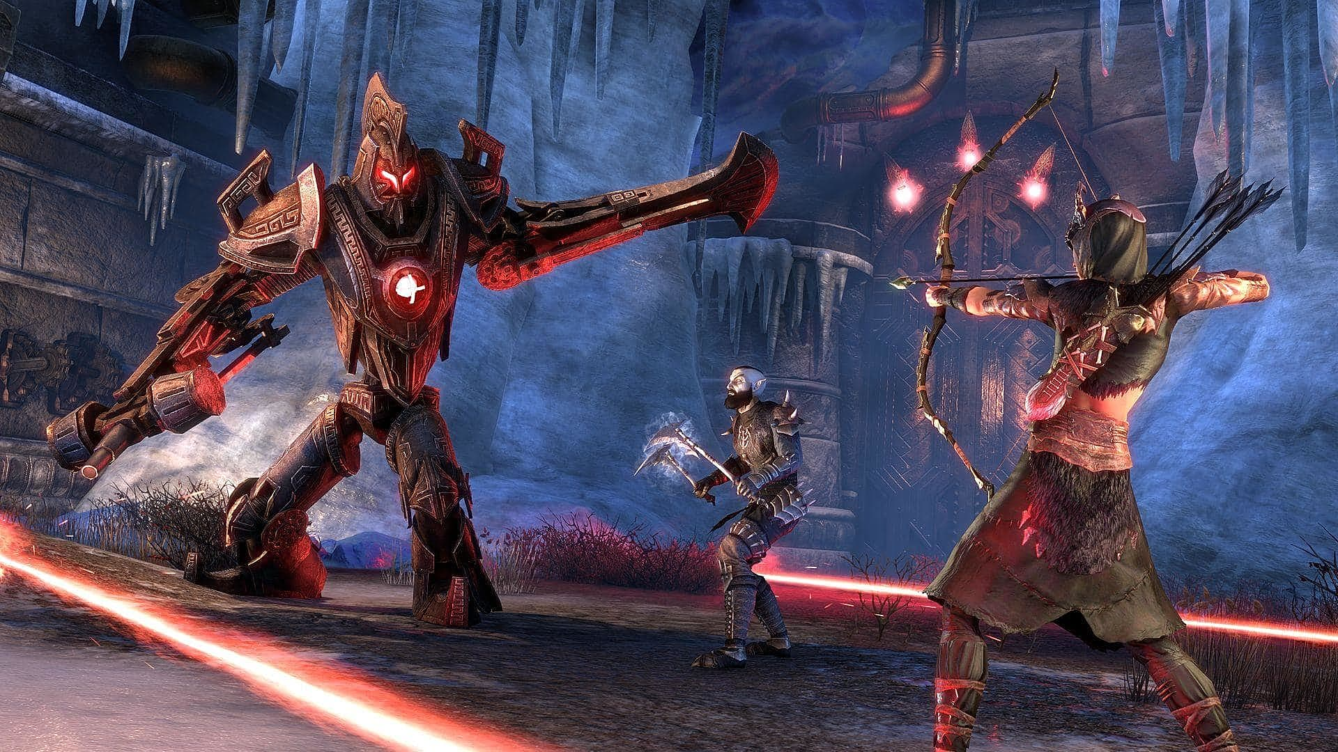 The Elder Scrolls Online: Wrathstone DLC Review | Elder