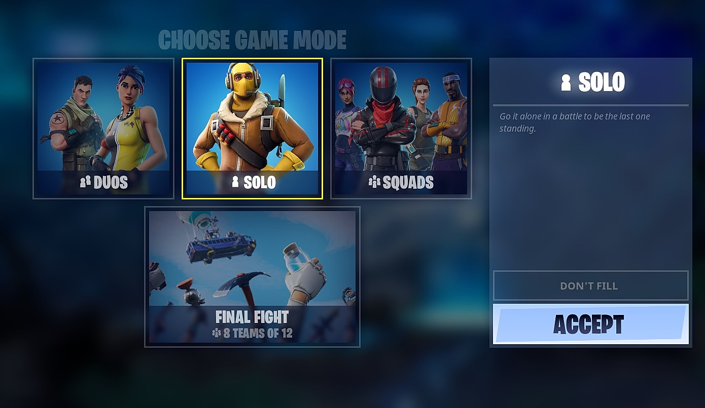 Where Is Playground Mode In Fortnite Fortnite