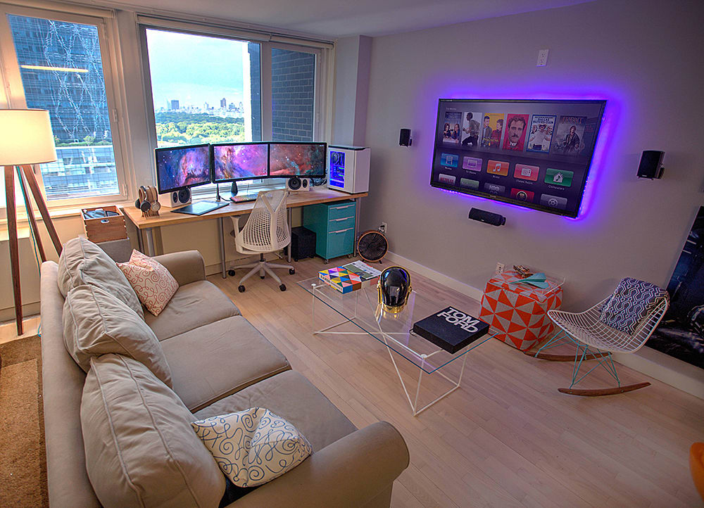 . Setting Up Your Ideal Gaming Room