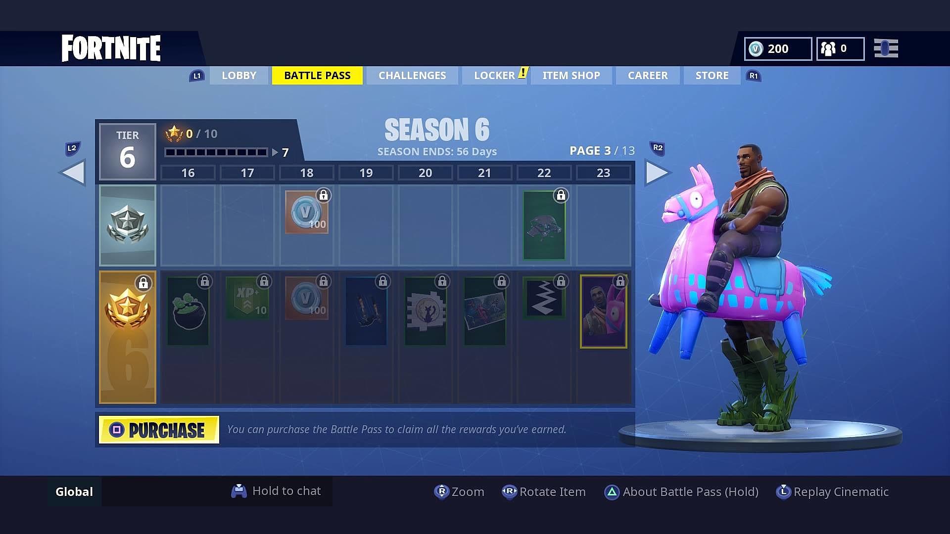 The Complete Fortnite Season 6 Skins List