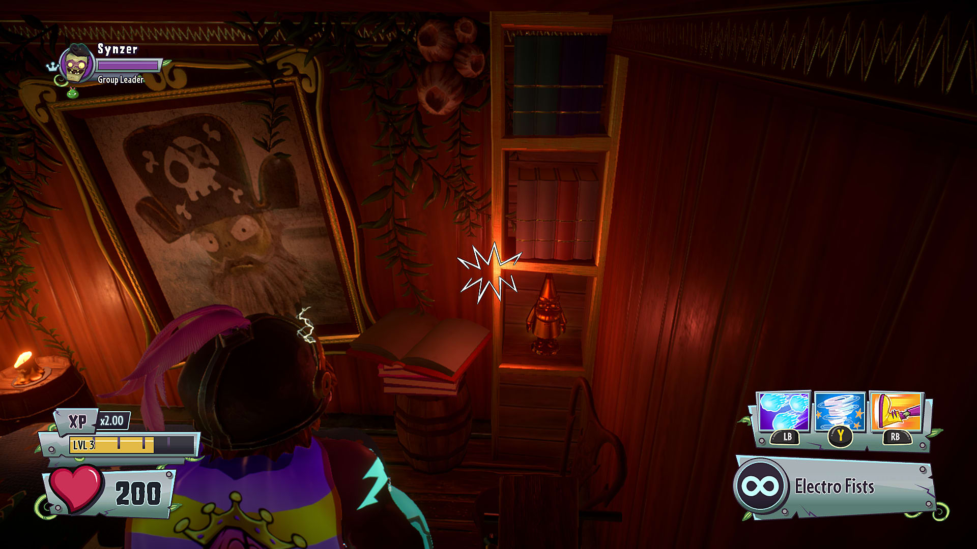 Plants vs Zombies Garden Warfare 2: Find Secret Gnome Room