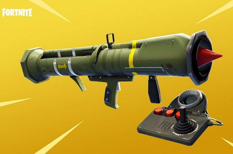 Complete Fortnite Battle Royale Weapons Stats List Fortnite