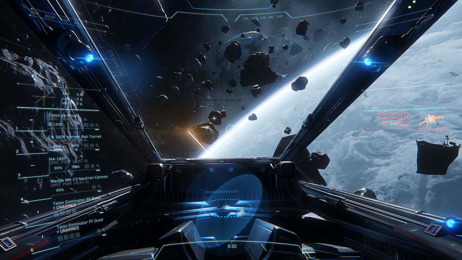Space Truckin': 6 Space Sim Games You Must Play Before You Die