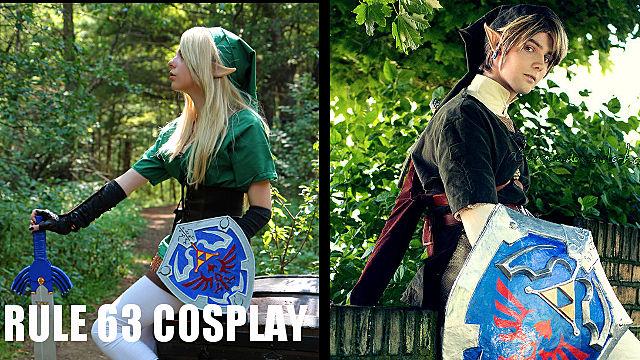 Top 10 cosplay girls