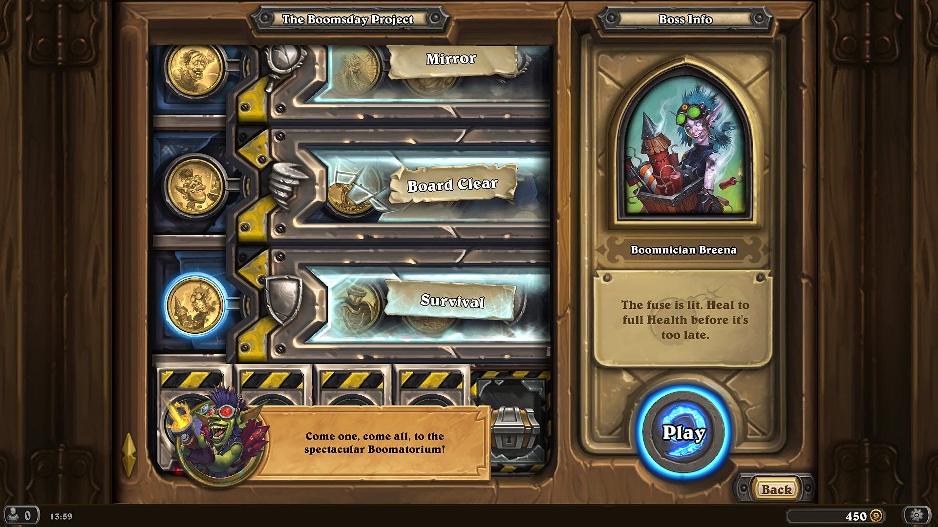 hearthstone guide all puzzle lab solutions hearthstone heroes of