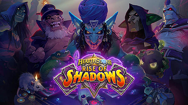 15 Best Hearthstone Cards from Rise of Shadows | Hearthstone
