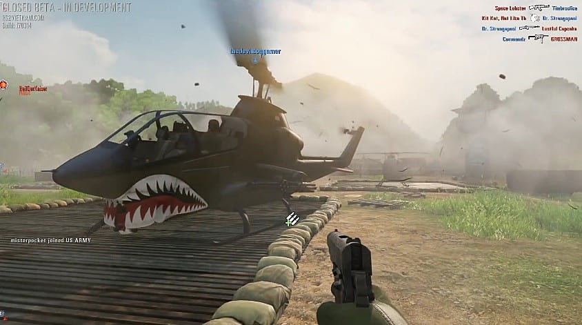 Rising storm 2 vietnam helicopter control guide rising storm 2 yes you should be afraid and yes she does bite sciox Image collections