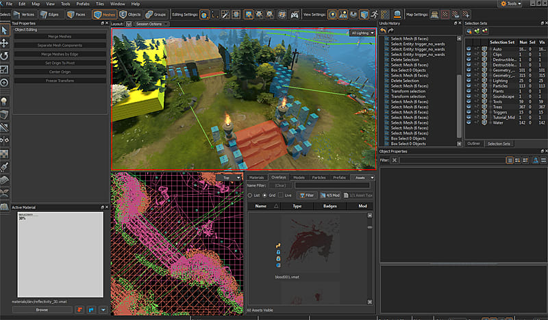 3 reasons budding game designers should dig into dota 2s map editor lots of people learn through creating modifications for their favorite games but thats not always the best starting point creating maps in gumiabroncs Image collections