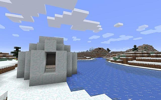 The 6 Best Minecraft Igloo Seeds And Frozen World Seeds Minecraft