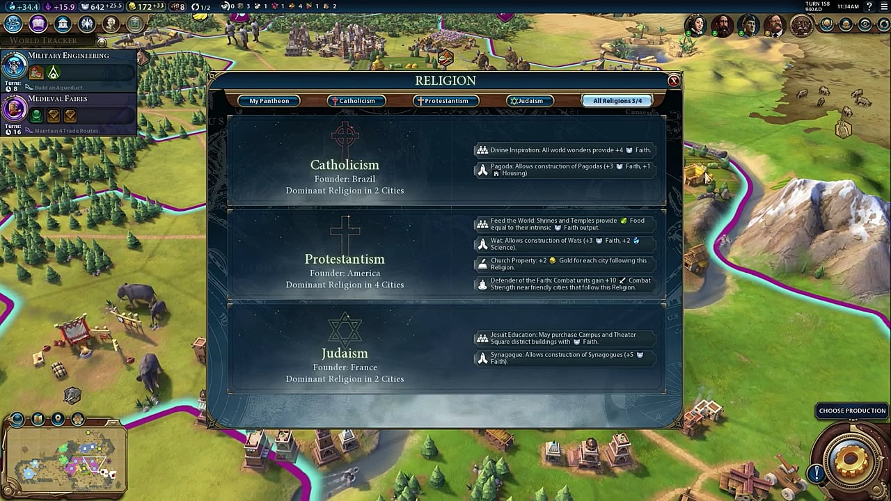 What's New in Civilization VI?