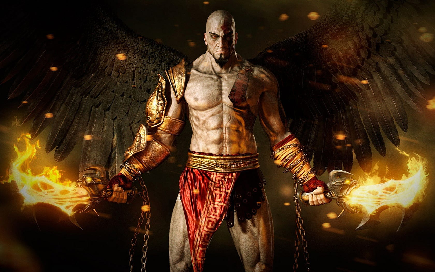 Looking Back At Greece Ranking The Original God Of War Games