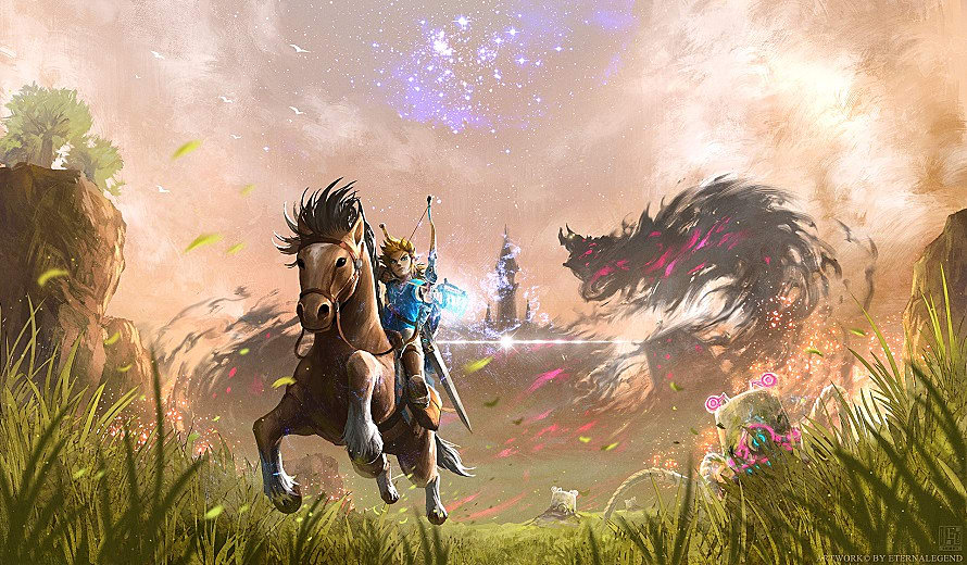 top 7 zelda like games to play instead of breath of the wild the