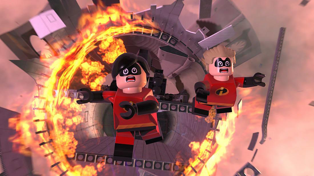 LEGO® The Incredibles – - LEGO.com US