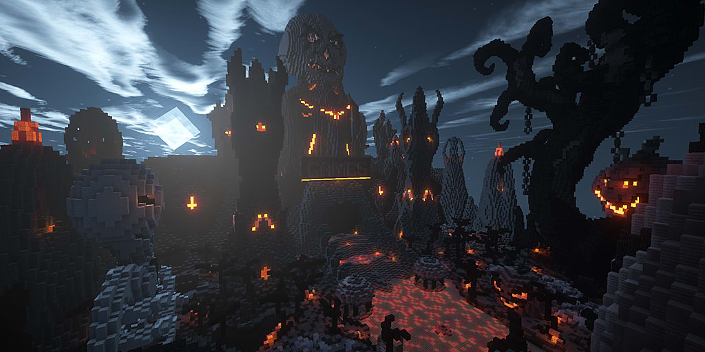 6 Minecraft Maps to Play this Halloween | Minecraft