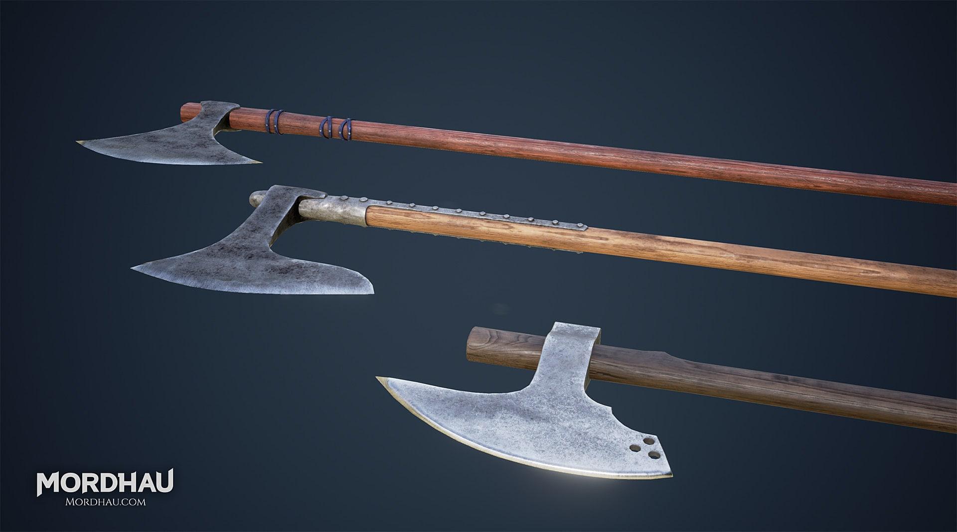 Mordhau Guide: Best Weapons Tier List | Mordhau
