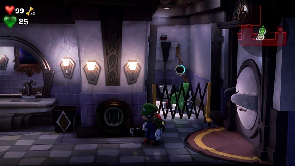 Luigi S Mansion 3 Gems Guide Pt 1 All Gems Floors B1f To 8f