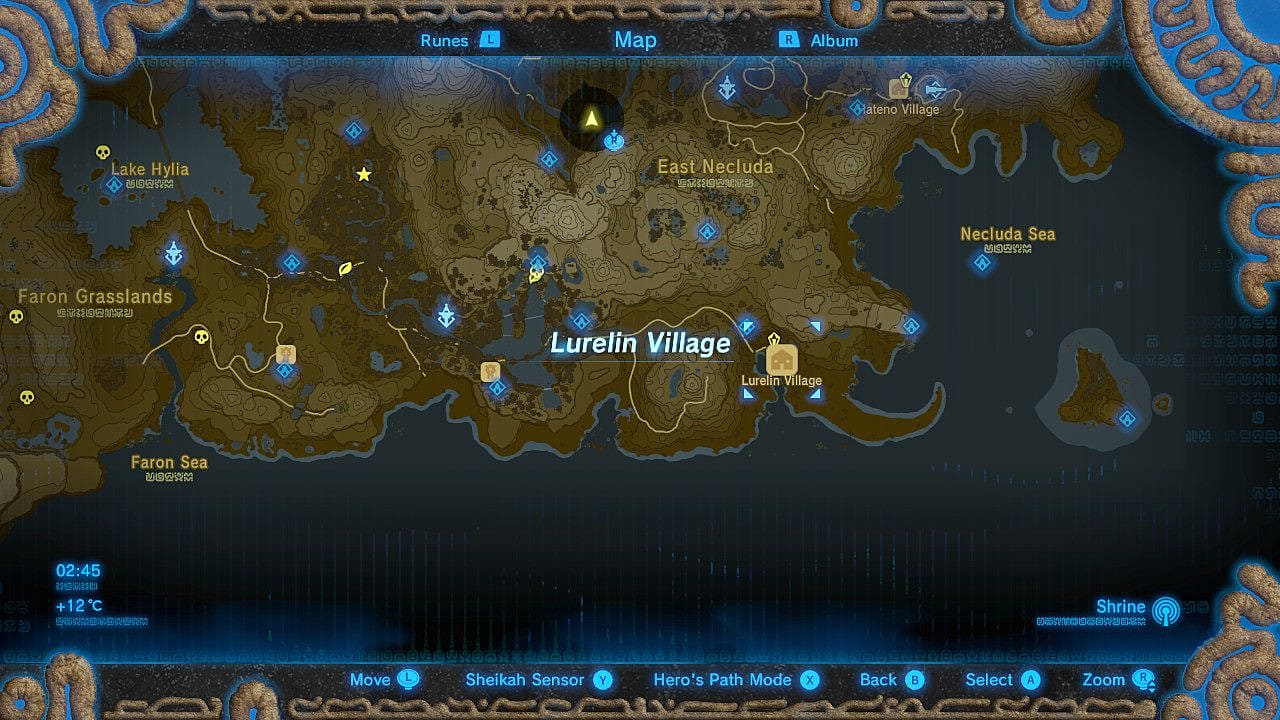 Lurelin Village