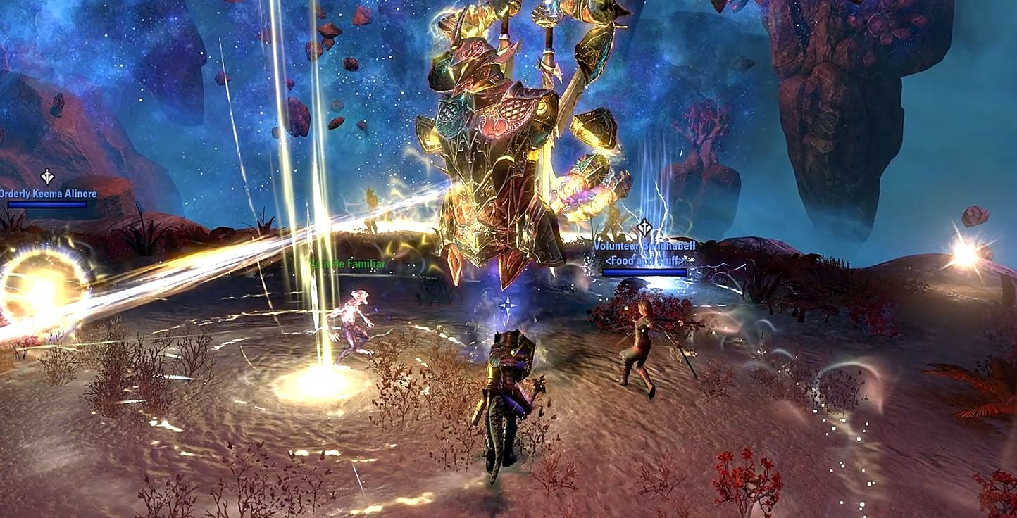 The Elder Scrolls Online: Wrathstone DLC Review | Elder
