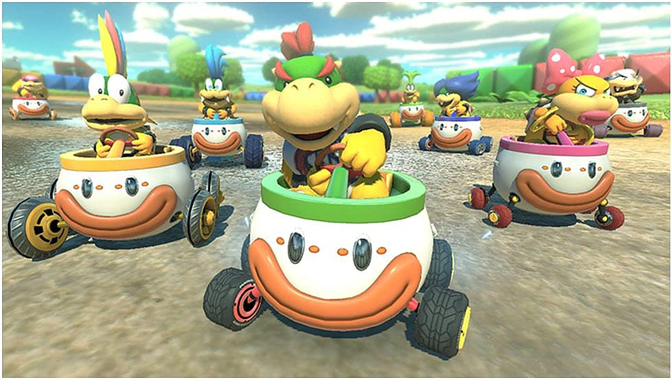 7 More Characters That Should Be Added To Mario Kart 8
