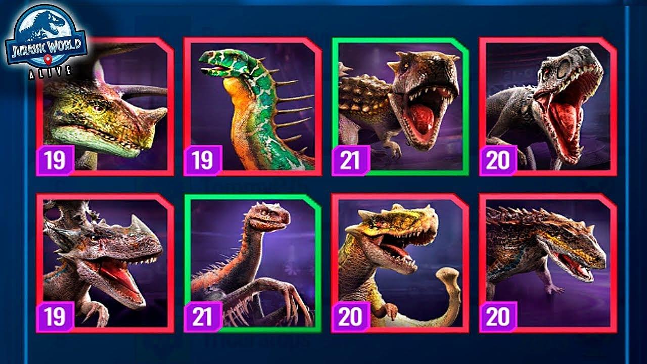 Jurassic World Alive Beginner's Guide | Jurassic World Alive