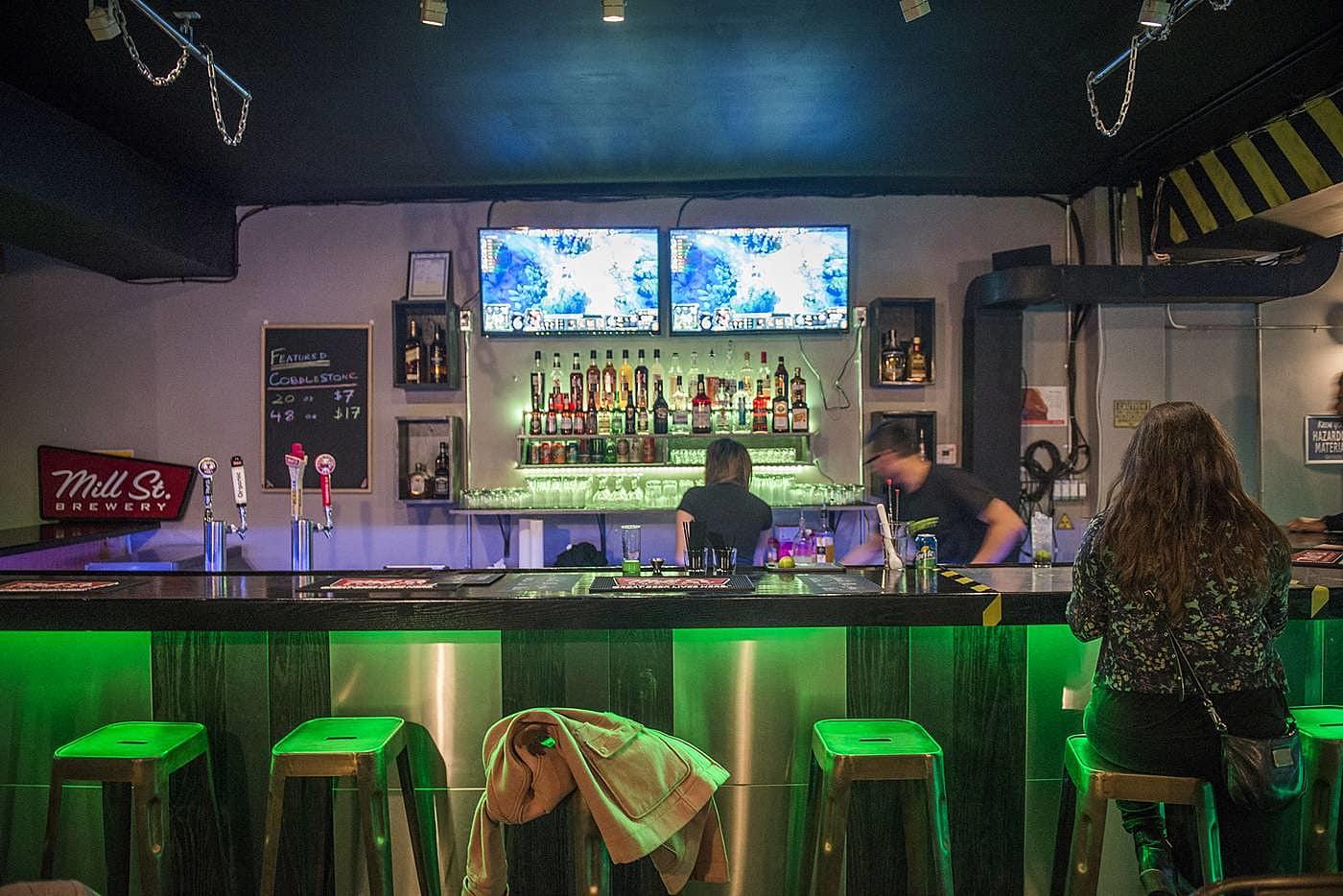 Six Gaming Bars to Visit Before you Die