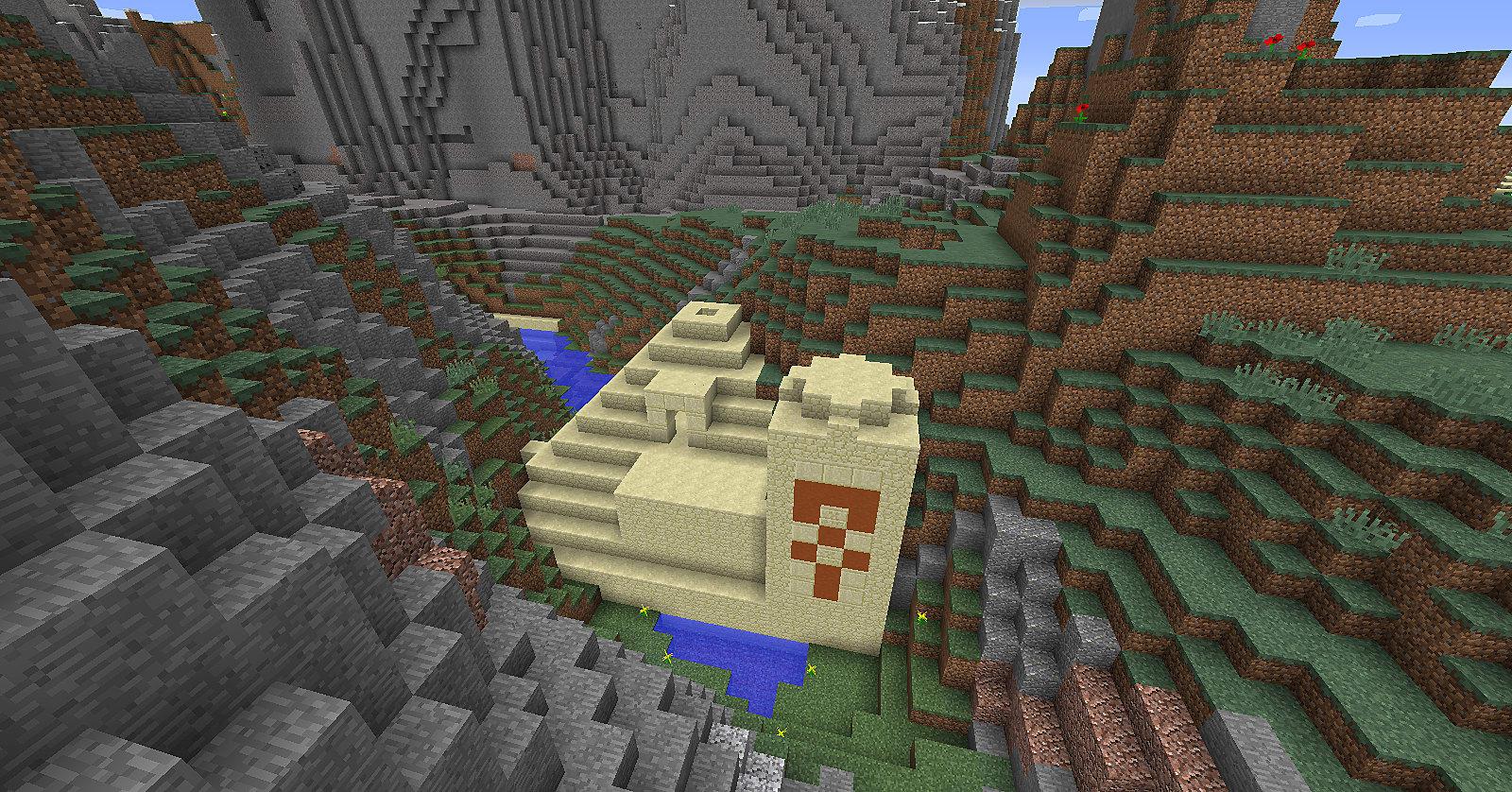 These 11 Seeds Are The Weirdest You Will Find In Minecraft Minecraft