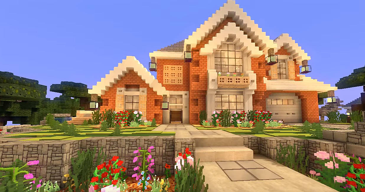 Live in style with these 5 incredible minecraft house tutorials