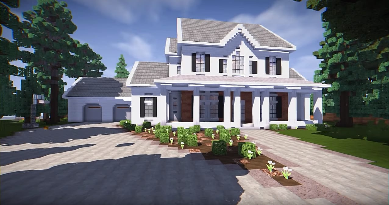 Live in style with these 5 incredible minecraft house tutorials part 2