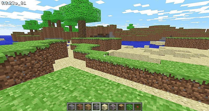 Minecraft Classic is 10 Years Old — and It's Free for Your