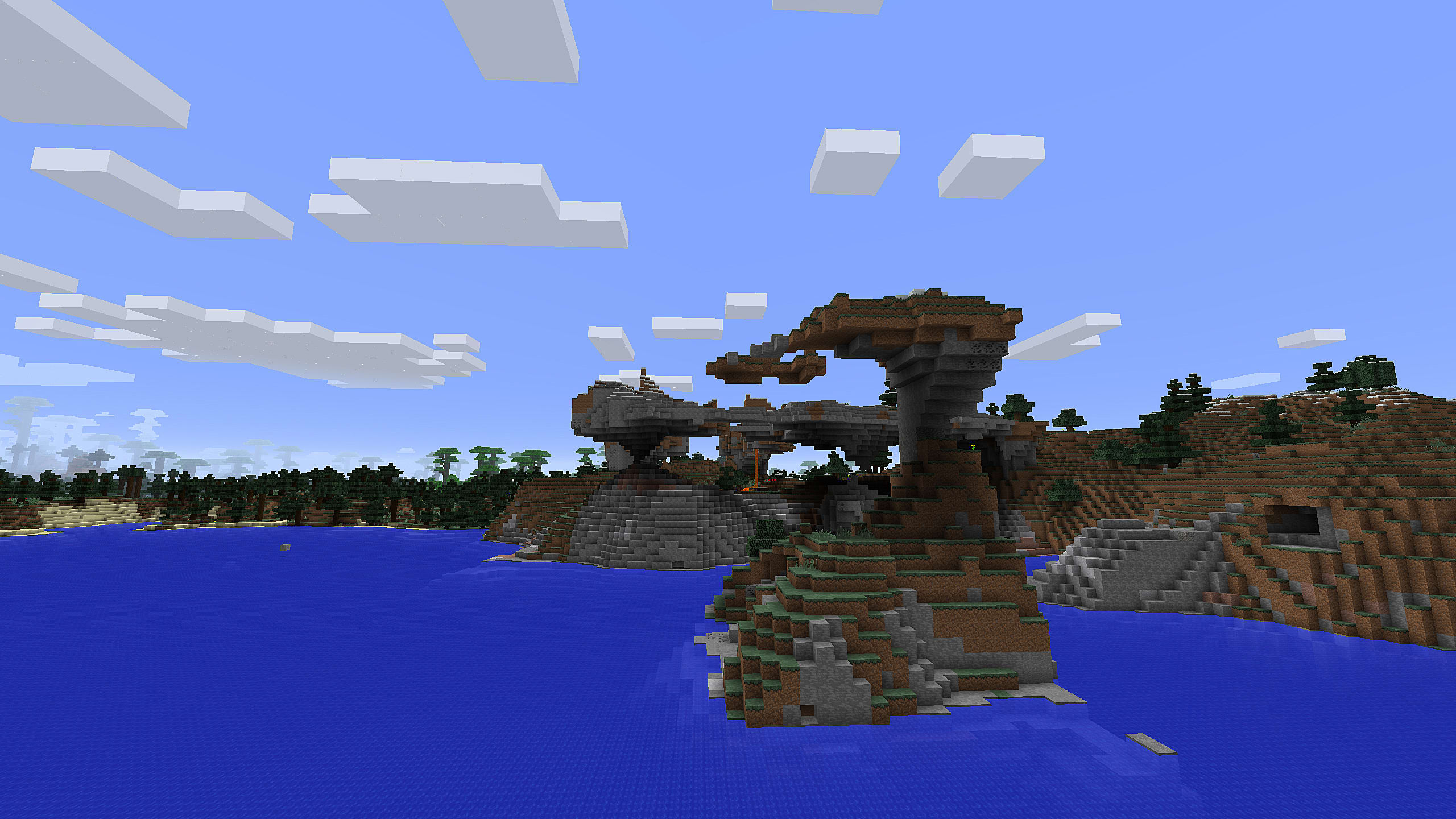 Top 11 Minecraft Seeds for Gathering Resources in 1 12 | Minecraft