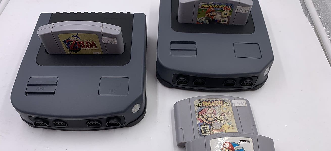 Hyperkin Looks to Fill the N64 Mini Void with New Retron Console