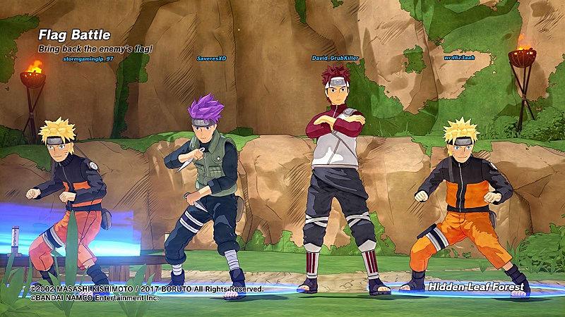 Naruto to Boruto: Shinobi Strikers -- Shinobi Dreams and