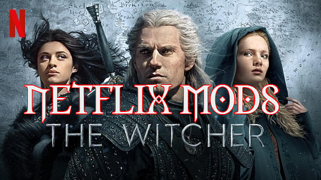 6 The Witcher Netflix Mods To Make The Game More Like The