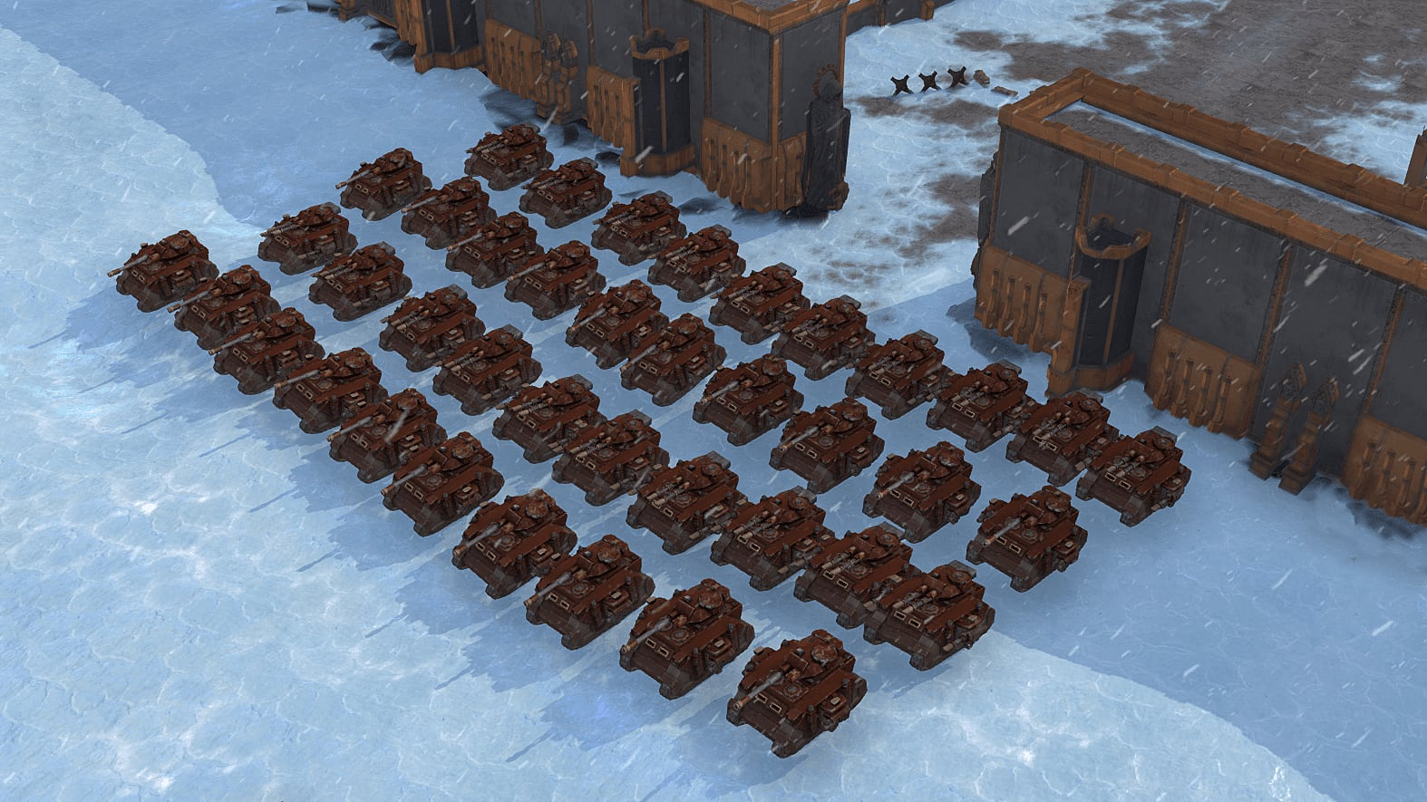 Best Steam Workshop Mods To Download For Dawn Of War Iii Warhammer Hacks And Computer Case 40k Overpowered Elites