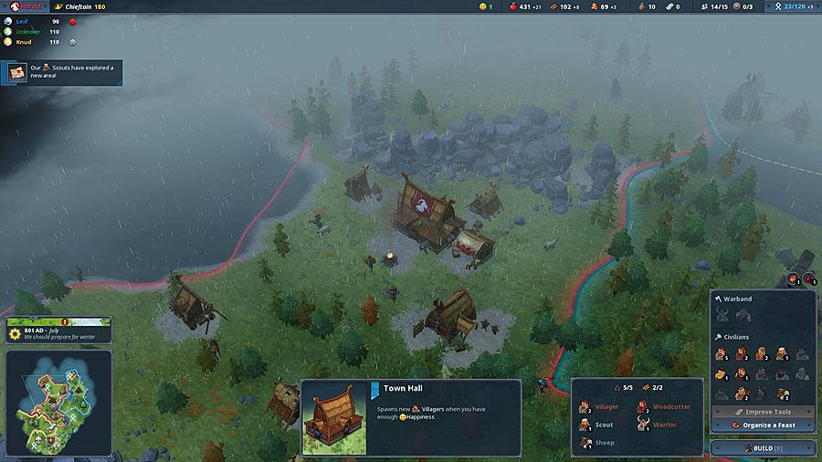 Northgard Guide: Tips and Tricks For Getting Started with