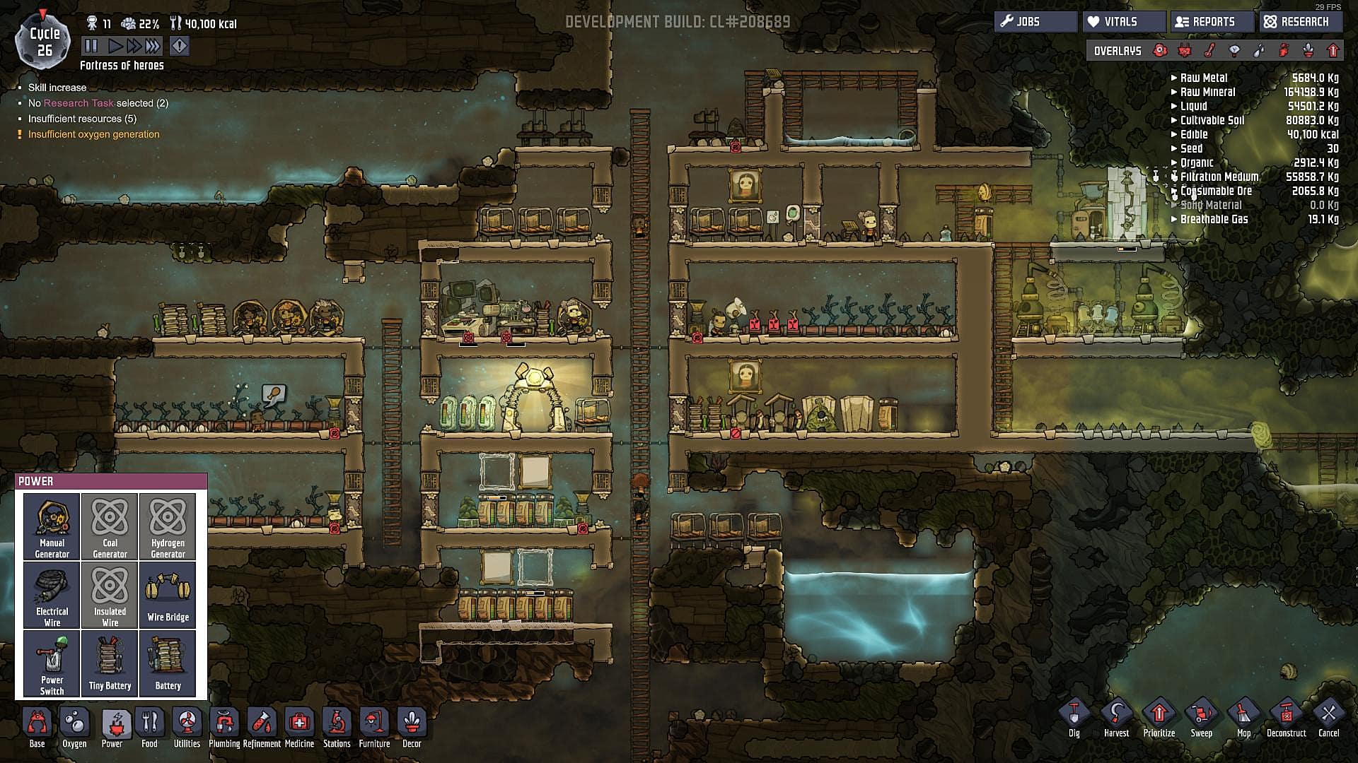 Efficient Base Layout Tips For Oxygen Not Included