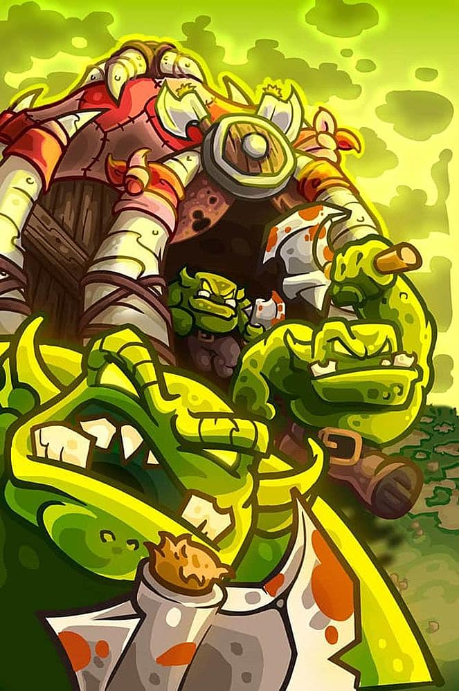 Kingdom Rush Vengeance Tower Overview Guide | kingdom rush vengeance