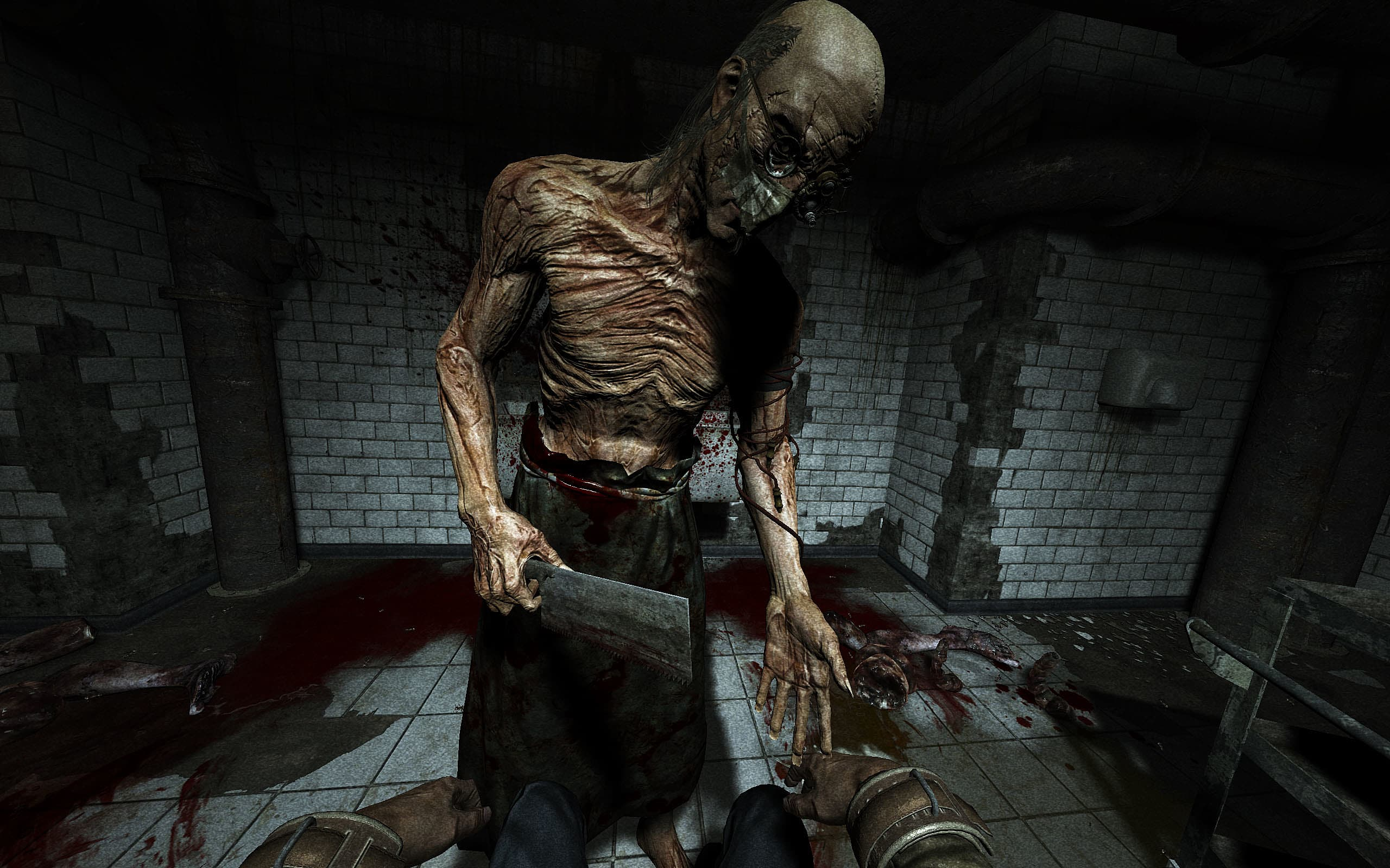 Horror Games That Use The FirstPerson Perspective To Deliver - Minecraft horror spiele