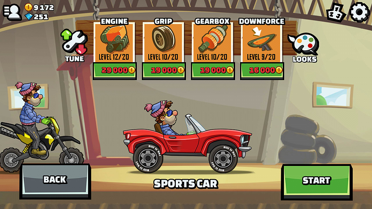 What's the Best Vehicle in Hill Climb Racing 2? | Hill Climb