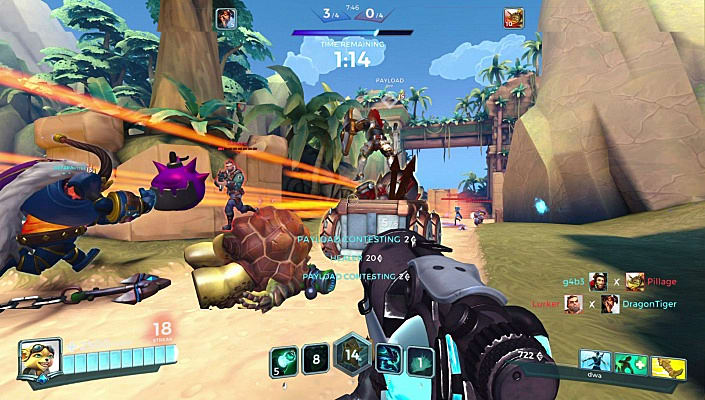 Paladins Console Open Beta Impressions -- More Addicting and