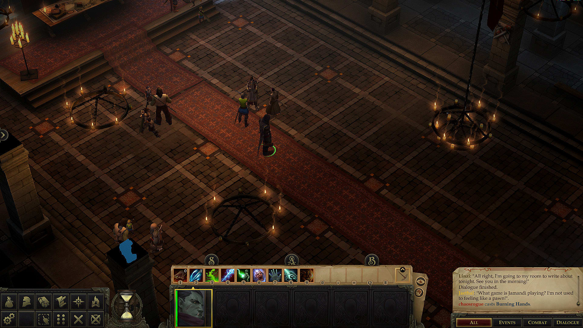 Pathfinder: Kingmaker Review -- Boldly Rolling the Dice