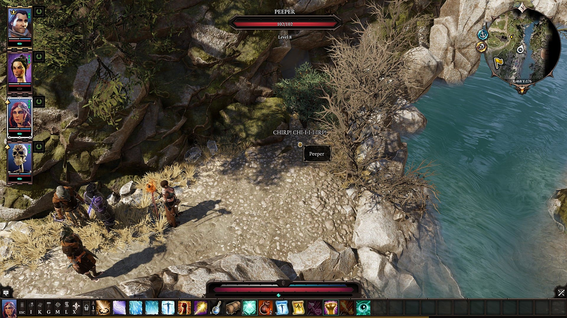 Divinity Original Sin 2: How to Complete Counting Chickens