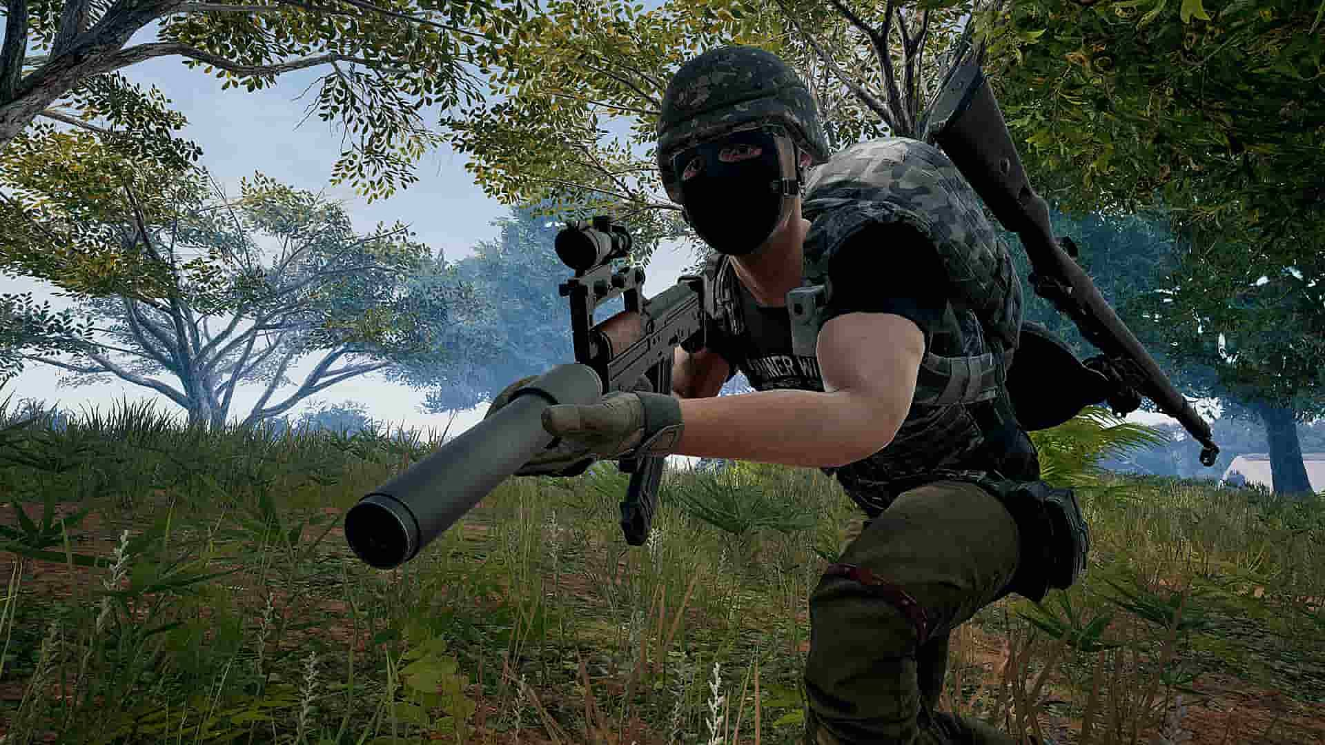 Pubg Sanhok Wallpaper 4k: PLAYERUNKNOWN'S BATTLEGROUNDS
