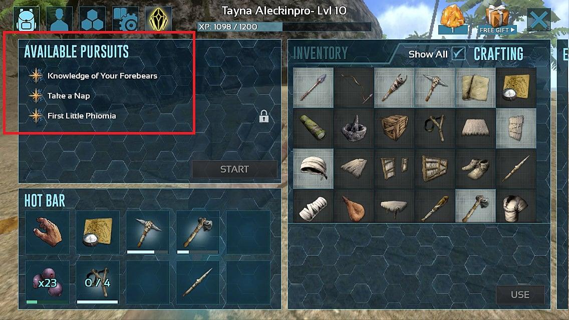 How to make dye in ark survival evolved mobile