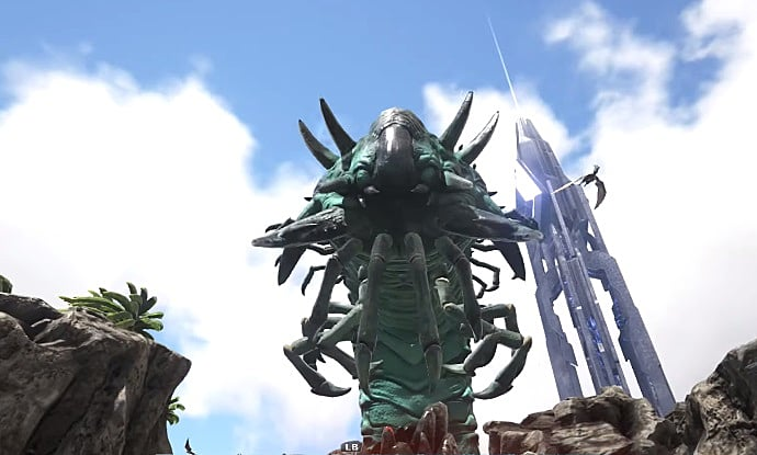 New Creatures and Bosses in ARK: Survival Evolved Ragnarok