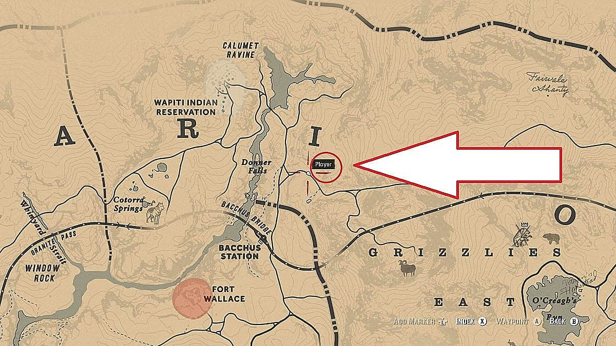 Red Dead Redemption 2: Gold Bar Locations Guide | Red Dead